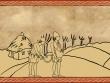 Középkori életkép